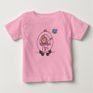Princess In Carriage Shirt