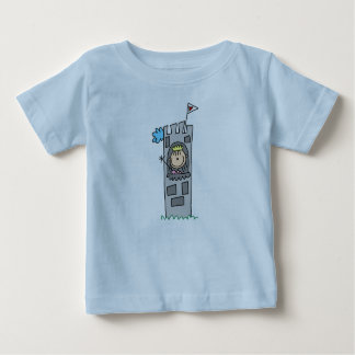 Princess In Castle Tower Shirt