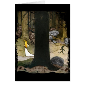 Princess in the Woods Cards
