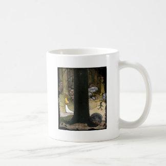 Princess in the Woods Coffee Mug