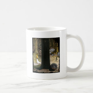 Princess in the Woods Coffee Mugs