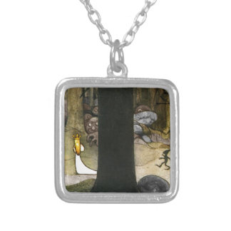 Princess in the Woods Necklaces