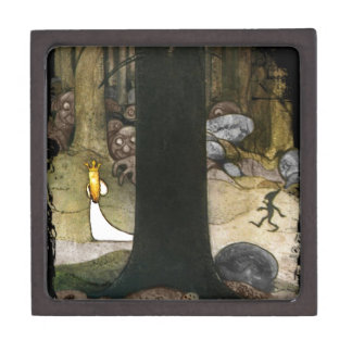 Princess in the Woods Premium Jewelry Boxes