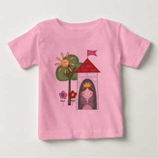 Princess in Tower Tshirts and Gifts