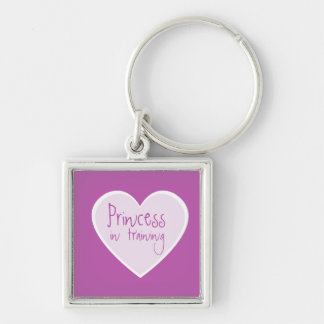 Princess in Training Keychain