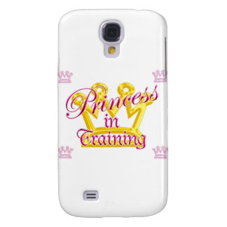 Princess in Training Samsung Galaxy S4 Cover