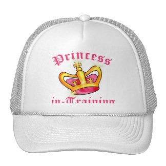 Princess in Training Tshirts and Gifts Mesh Hat