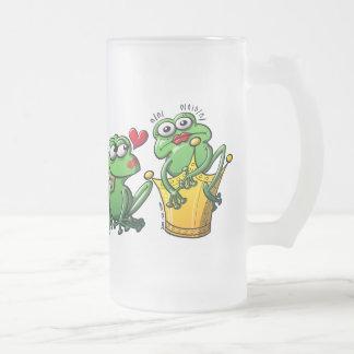 Princess is a Frog Now Mugs