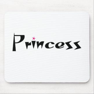 Princess Item Mouse Pad