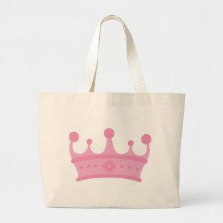 princess items canvas bag