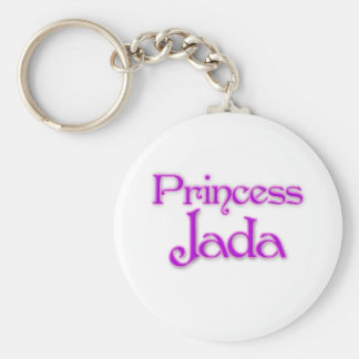 Princess Jada Keychain