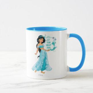 Princess Jasmine Mug