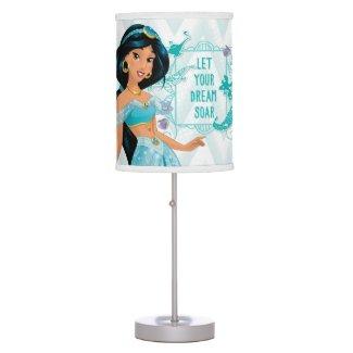Princess Jasmine Table Lamps