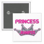 Princess Jennifer Button