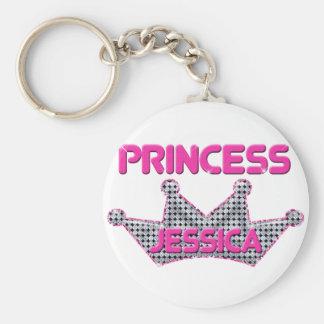 Princess Jessica Keychain