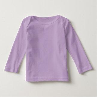 Princess Jewels Lavender Long Sleeves Baby Tee