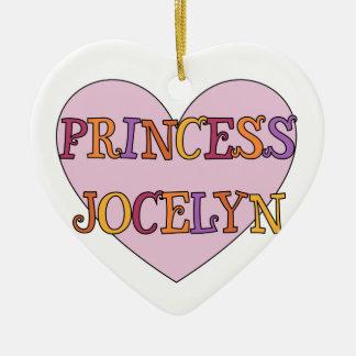 Princess Jocelyn Ornament
