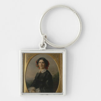 Princess Johanna von Bismarck, 1857 Key Chains