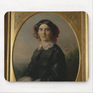 Princess Johanna von Bismarck, 1857 Mouse Pad