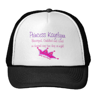 princess Kaytlynn breastfed on demand Trucker Hat