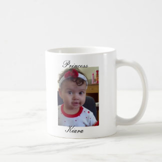 Princess Kiara Coffee Mug
