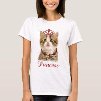 Princess Kitten T-Shirt
