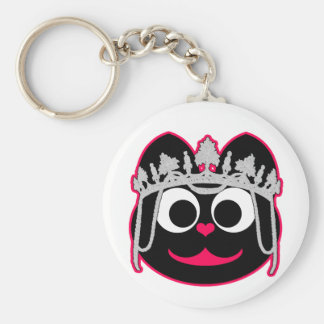 Princess Kitty Key Chains
