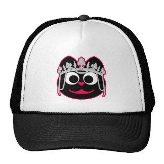 Princess Kitty Pink Trucker Hat