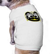 Princess Kitty Yellow Doggie Tshirt