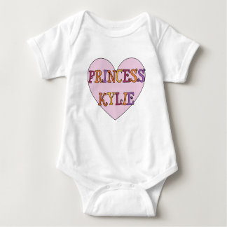 Princess Kylie Baby Outfit Baby Bodysuit