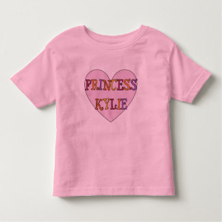 Princess Kylie Toddler Shirt