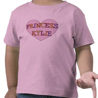 Princess Kylie Toddler Shirt