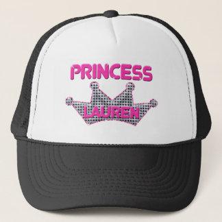 Princess Lauren Trucker Hat