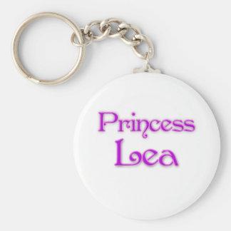 Princess Lea Keychain