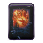 Princess Leia Poster Graphic Sleeves For MacBook Air