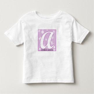 Princess Letter - A T-shirt