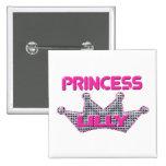 Princess Lilly Button