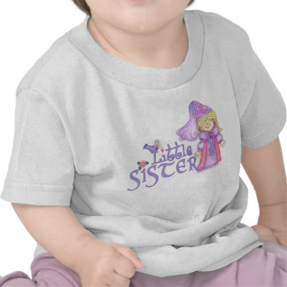 Princess Little Sister T-shirts Tshirt