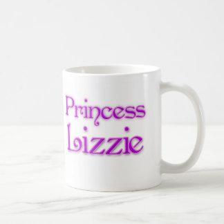 Princess Lizzie Mugs