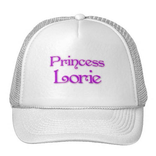 Princess Lorie Mesh Hat