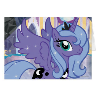 Princess Luna Card