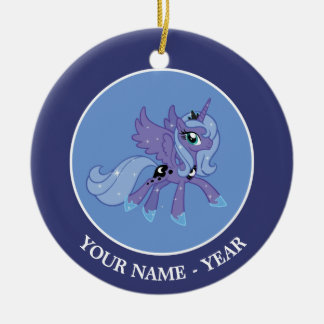 Princess Luna Ceramic Ornament