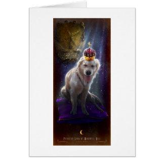 Princess Luna of Windmill Hill - Card