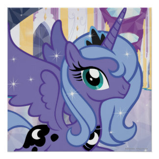 Princess Luna Print