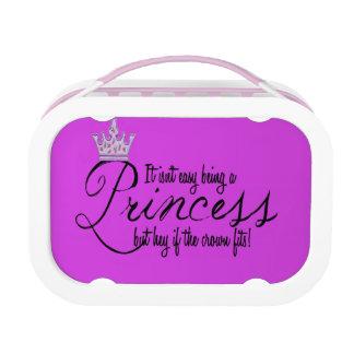 Princess lunchbox