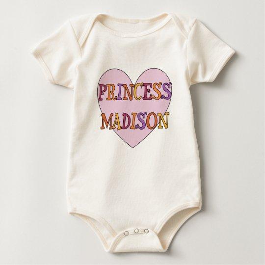 Princess Madison Baby Bodysuit