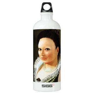 Princess Maria Aluminum Water Bottle