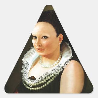 Princess Maria Triangle Sticker