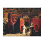 Princess Marie d'Orleans  in her Gothic Studio Gallery Wrap Canvas