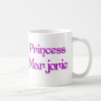 Princess Marjorie Mugs